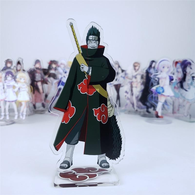 Naruto – All Akatsuki Members Premium Acrylic Action Figures (10+ Designs) Action & Toy Figures