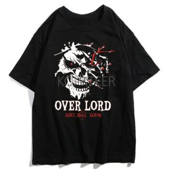 Overlord – All Badass Characters Themed T-Shirts (9 Designs) T-Shirts & Tank Tops