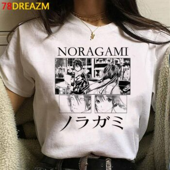 Noragami – Different Characters Stylish and Printed T-Shirts (15 Designs) T-Shirts & Tank Tops