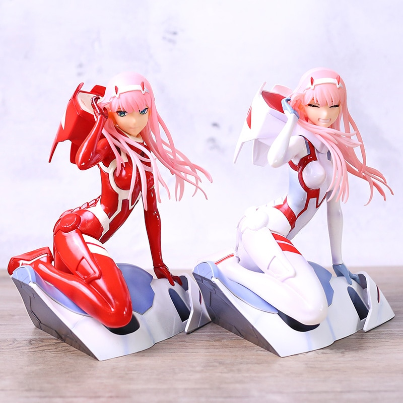 Darling in the FRANXX – Zero Two Beautiful Action Figure (2 Designs) Action & Toy Figures