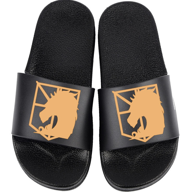 Attack on Titan – Survey Corps Wings Themed Comfortable Slippers (4 Designs) Shoes & Slippers