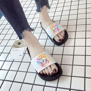 Sailor Moon – Sailor Moon Themed Cute Slippers (6 Designs) Shoes & Slippers