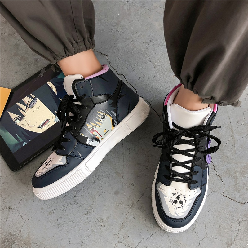 Naruto – Different Amazing Characters Themed Shoes (25 Designs) Shoes & Slippers