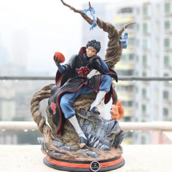 Naruto – Tobi Badass PVC Action Figure (Box/No Box) Action & Toy Figures