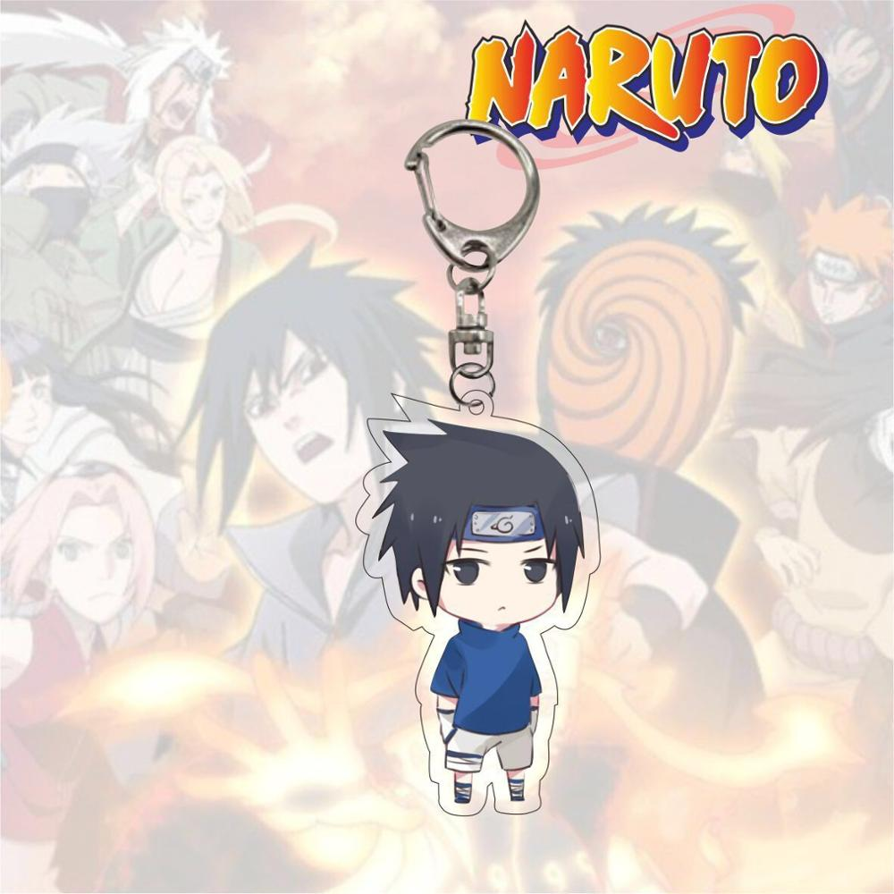 Naruto – Various Characters Fascinating Acrylic Keychains (25+ Designs) Keychains