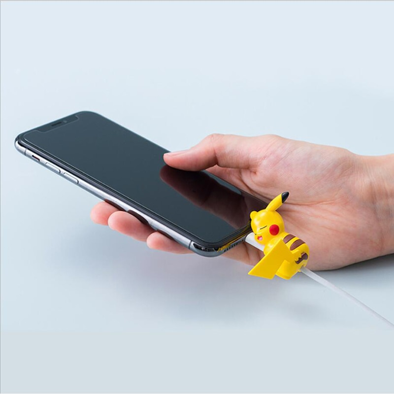 Pokemon – Different Pokemons Themed Mobile Cable Protectors (5 Designs) Phone Accessories