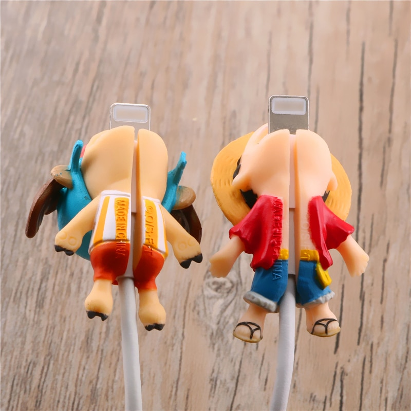 One Piece – Different Characters Themed Cable Protectors (3 Designs) Phone Accessories