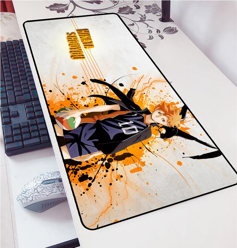 Haikyuu!! – All Amazing Characters Themed Large Mousepads (6 Designs) Keyboard & Mouse Pads