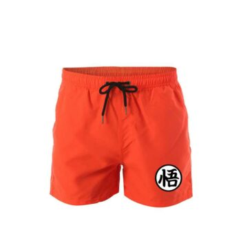 Dragon Ball – Anime Themed Beach or Summer Shorts (20 Designs) Pants & Shorts