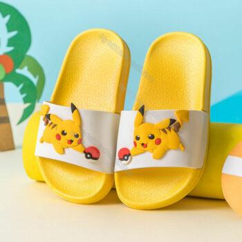 Pokemon – Pikachu Themed Baby Slipper Shoes & Slippers