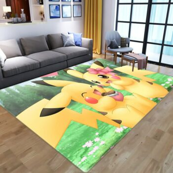 Pokemon – Different Pokemons Themed Mats (10+ Designs) Cosplay & Accessories