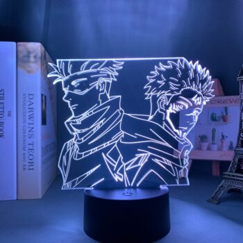 Jujutsu Kaisen – Different Characters Themed Amazing Lighting Lamps (10+ Designs) Lamps