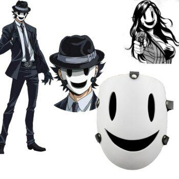 High-rise Invasion – Tenkuu Shinpan Themed Cosplay Masks (3 Designs) Face Masks