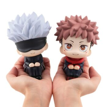 Jujutsu Kaisen – The Main Four Characters Chibi Action Figures (5 Designs) Action & Toy Figures