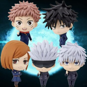 Jujutsu Kaisen – Different Amazing Characters Themed Action Figures (9 Designs) Action & Toy Figures