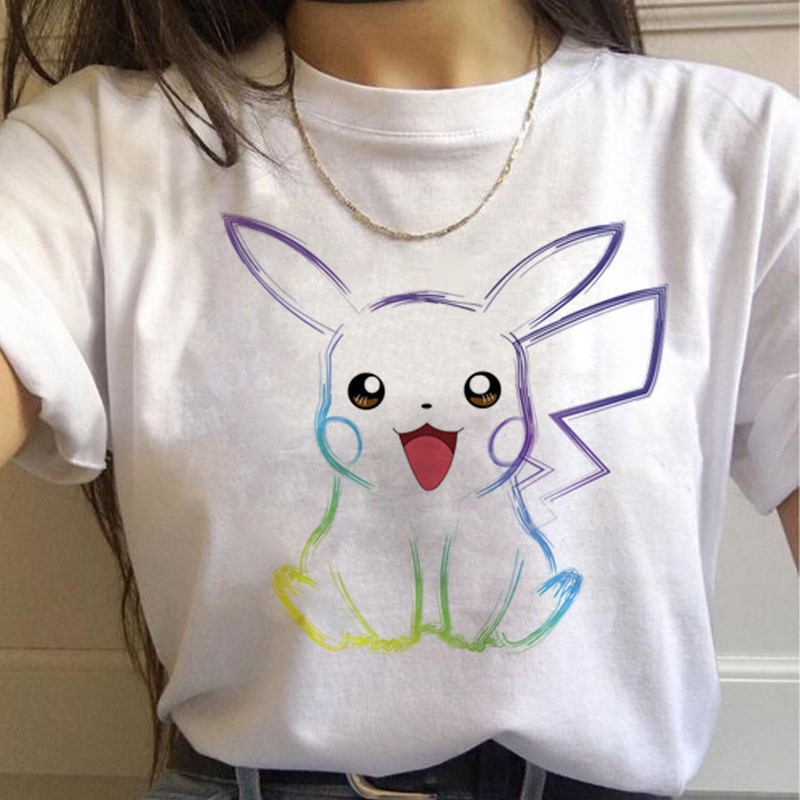 Pokemon – Different Pokemons Themed Cool Summer T-Shirts (20+ Designs) T-Shirts & Tank Tops
