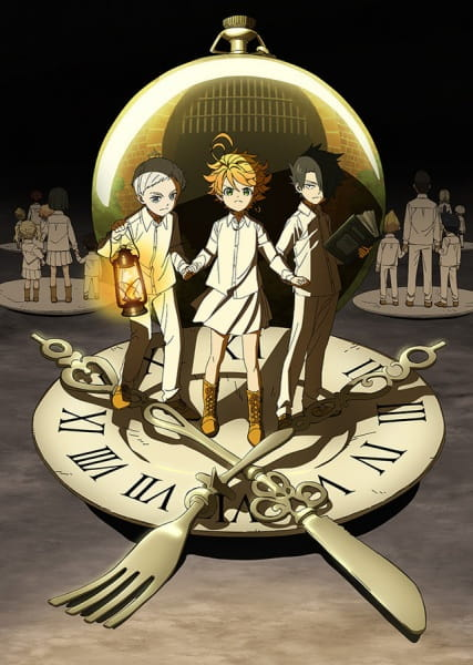 Shop The Promised Neverland Products