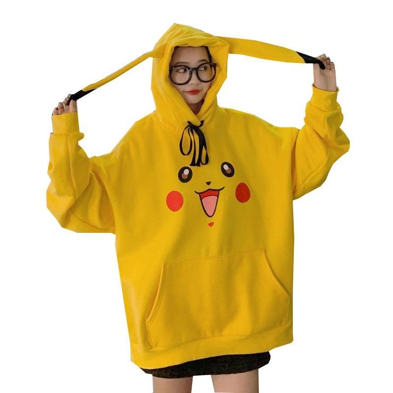 Pokemon – Cute Pokemons Themed Premium Hoodies (6 Designs) Hoodies & Sweatshirts