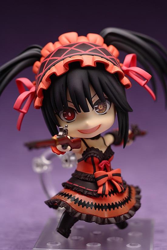 Date A Live – Kurumi Tokisaki Chibi Action Figure (2 Designs) Action & Toy Figures