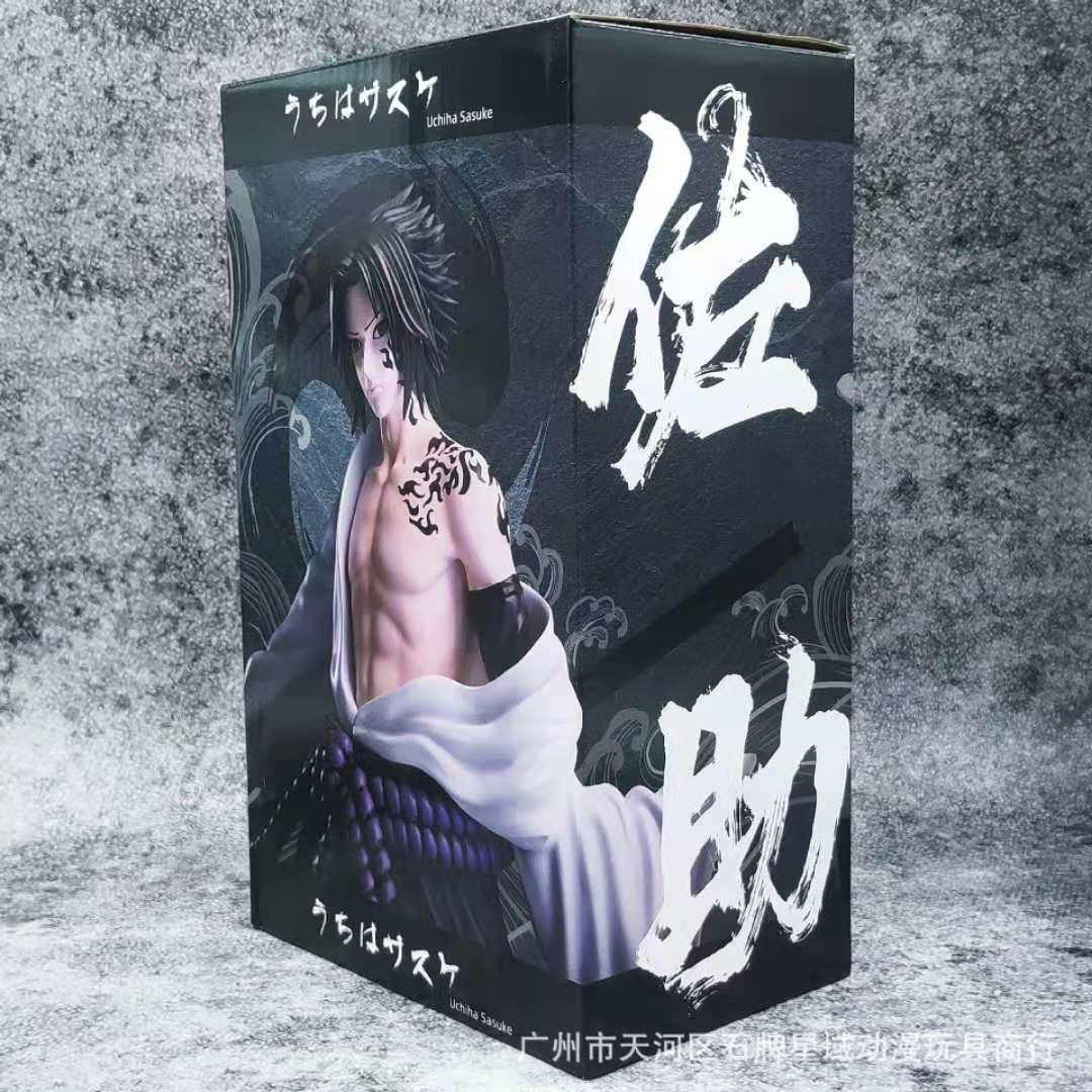 Naruto – Sasuke Themed Badass Action Figure (Box/No Box) Action & Toy Figures