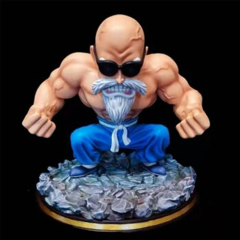 Dragon Ball – Master Roshi Fully Powered Themed Action Figure (Box/No Box) Action & Toy Figures