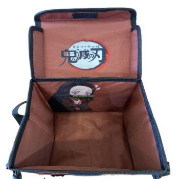 Demon Slayer – Nezuko Themed Cute Big Foldable Backpack Bags & Backpacks