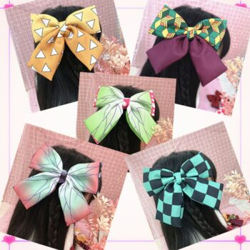 Demon Slayer – Different Characters Themed Hairbands (8 Designs) Cosplay & Accessories