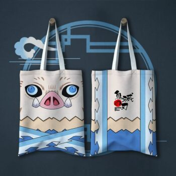Demon Slayer – All Amazing Characters Themed Shoulder Bags (15+ Designs) Bags & Backpacks