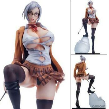 25cm Prison School Meiko Shiraki Sexy Anime Action Figure PVC New Collection figures toys Collection for Christmas gift Uncategorized