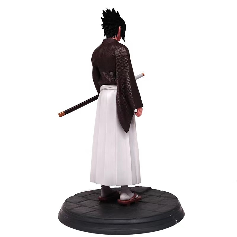 Japanese Antistre 30CM Uchiha Sasuke Figure Uzumaki PVC Ation Figure Anime Shippuden Vibration Stars Figurine Model Figma Toys Uncategorized
