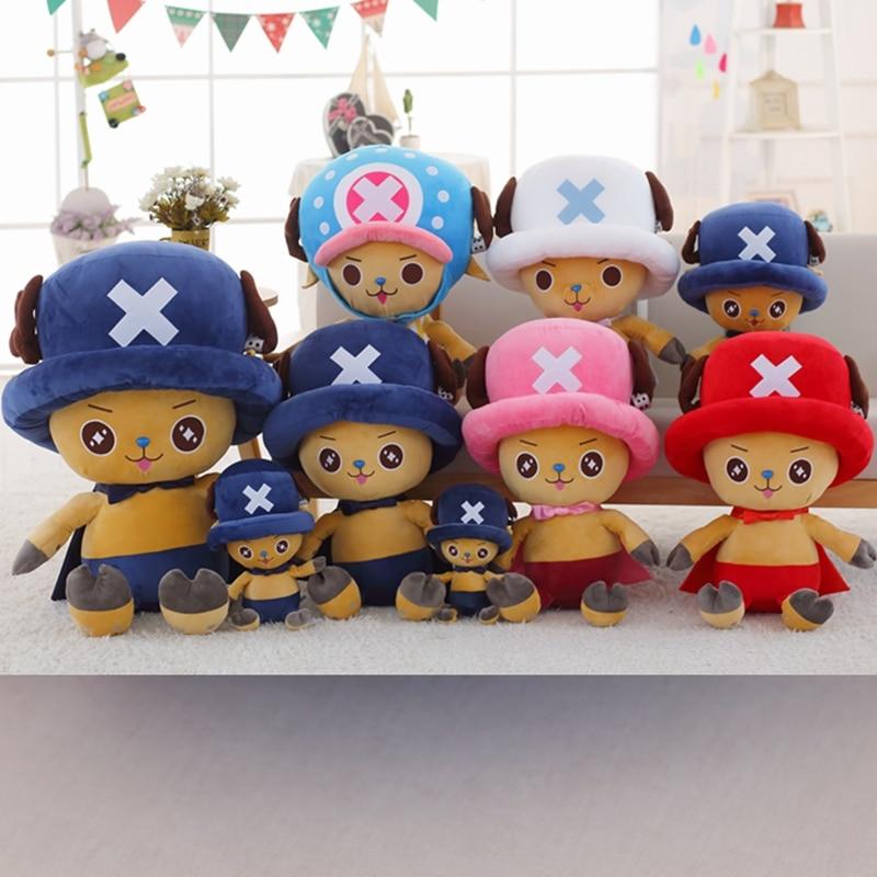 100cm Plush Chopper Toys new style super Soft Doll Stuffed Japanese Anime Figure Kids Toys High Quality Gift For Children Boy Uncategorized