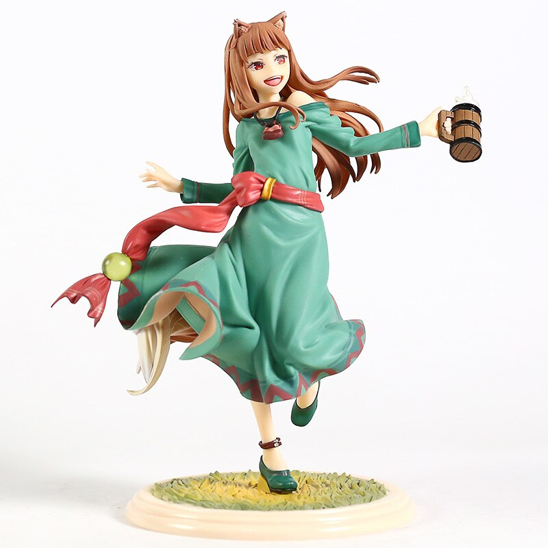 Spice and Wolf Holo 10th Anniversary Ver. 1/8 Scale PVC Figure Collectible Model Toy Uncategorized