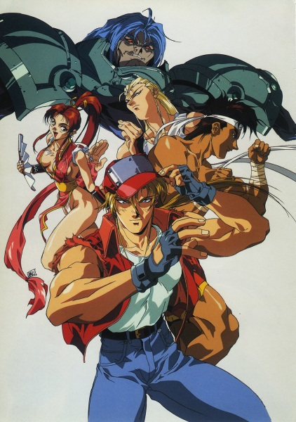 Shop Fatal Fury Products